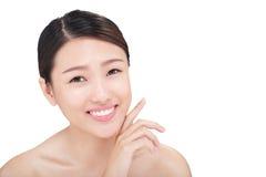 Skincare i piękno Zdjęcia Stock
