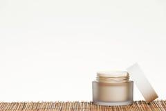 Skincare kräm Arkivbilder