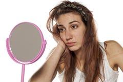 Skincare - krosty zdjęcia royalty free