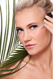 Skincare organique Photo libre de droits