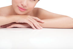 Skincare and pampering Royalty Free Stock Photos
