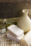 Skincare products Royalty Free Stock Photography