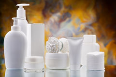 Skincare set Stock Photo