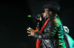 Skindred Royalty Free Stock Photo