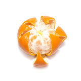 Skined orange mandarin Royalty Free Stock Photo