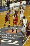 skinn de basket-ball élégant Images libres de droits