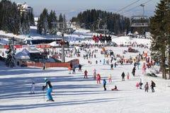 Skiort Kopaonik, Serbien Lizenzfreie Stockbilder