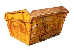skip budowy Zdjęcie Stock