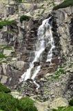 Skip waterfall, Slovakia, Europe Royalty Free Stock Photos