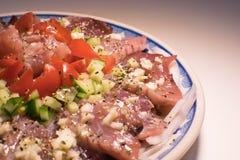 Skipjack tuńczyk Zdjęcie Stock