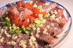 Skipjack tuna Stock Image