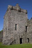 Skipness Castle Stock Photos