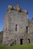 Skipness Schloss stockfotos