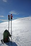 Skipoles Stock Photo