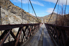 Skippers Brigde , Queenstown, New Zealand Stock Images