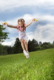 Skipping  rope Stock Photo