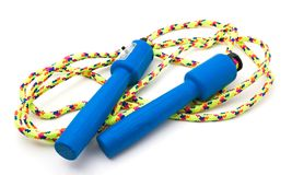 Skipping rope Royalty Free Stock Images