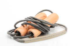 Skipping rope Stock Photography