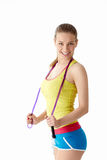 Skipping rope Royalty Free Stock Photography