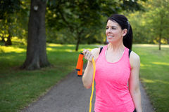 Skipping rope Royalty Free Stock Photos