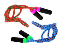 Skipping Ropes Stock Images