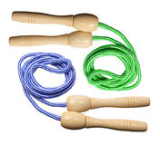 Skipping Ropes Stock Image