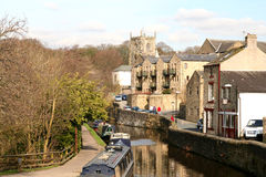 Skipton. Stock Photo
