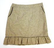 Skirt Royalty Free Stock Photography
