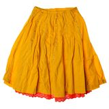 Skirt Royalty Free Stock Image