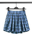 Skirt on clothes rack Royalty Free Stock Images
