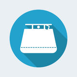 Skirt icon Royalty Free Stock Photos