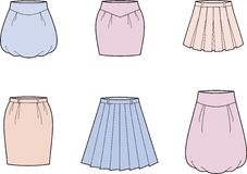 Skirt Royalty Free Stock Images