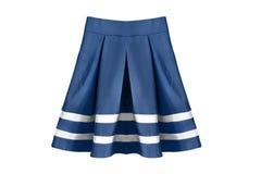Skirt on white Royalty Free Stock Image