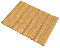 Skirting boards Royalty Free Stock Photo