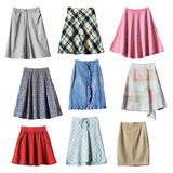 Skirts Royalty Free Stock Image