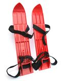 Skis courts photographie stock libre de droits