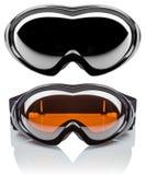 Skisportglas Lizenzfreies Stockbild