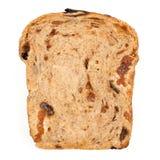 Skiva av bröd royaltyfria foton