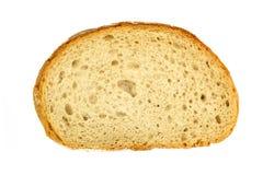 Skiva av naturligt bröd royaltyfria foton