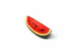Skiva av vattenmelon arkivbild