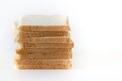 skiva för brödcuttingplatta Arkivbild