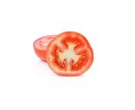 skiva tomaten arkivbilder
