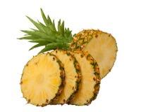 Skivad ananas Arkivbild