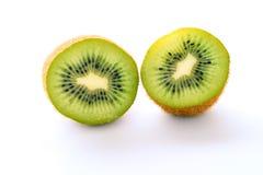 skivad fruktkiwi Arkivfoto