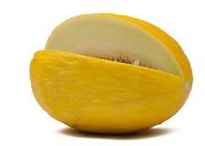 Skivad melon Arkivbilder
