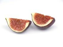 skivade figs Royaltyfria Foton