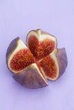 skivade figs Royaltyfria Bilder