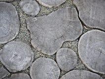 skivar trä Arkivbilder
