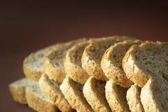 Skivat bröd Royaltyfri Fotografi