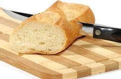 skivat bröd royaltyfri foto